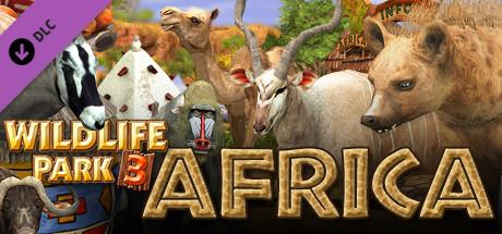 Wildlife Park 3 – Africa Capa