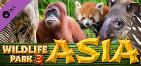 Купить Wildlife Park 3 - Asia (DLC)