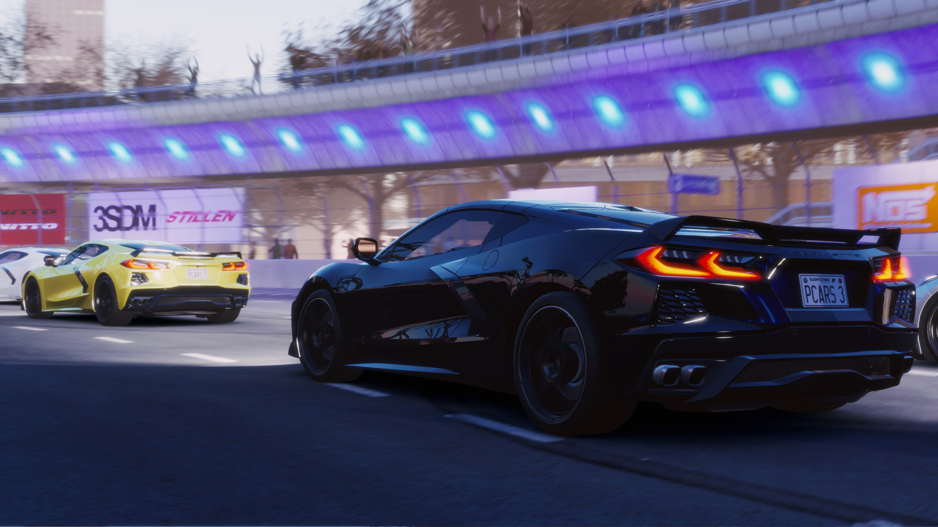 Project CARS 3 [2020|Rus|Eng|Multi13]