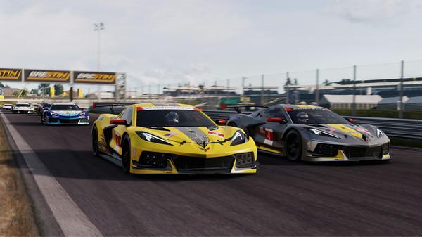 скриншот Project CARS 3 0