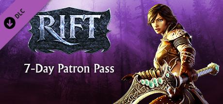 RIFT - 7-day FREE Patron Pass