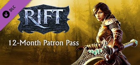 RIFT - 12-Month Patron Pass