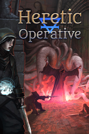 Heretic Operative poster image on Steam Backlog