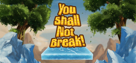 You Shall Not Break! cover art
