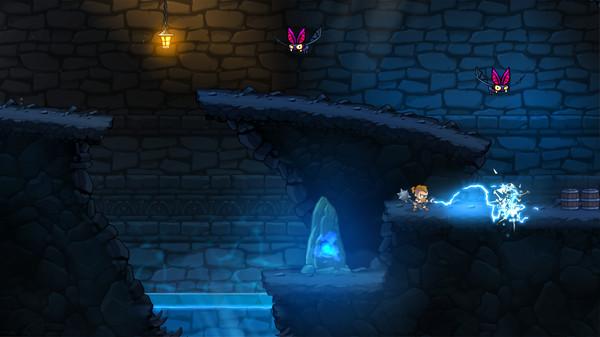 скриншот Unsung Warriors - Prologue 2
