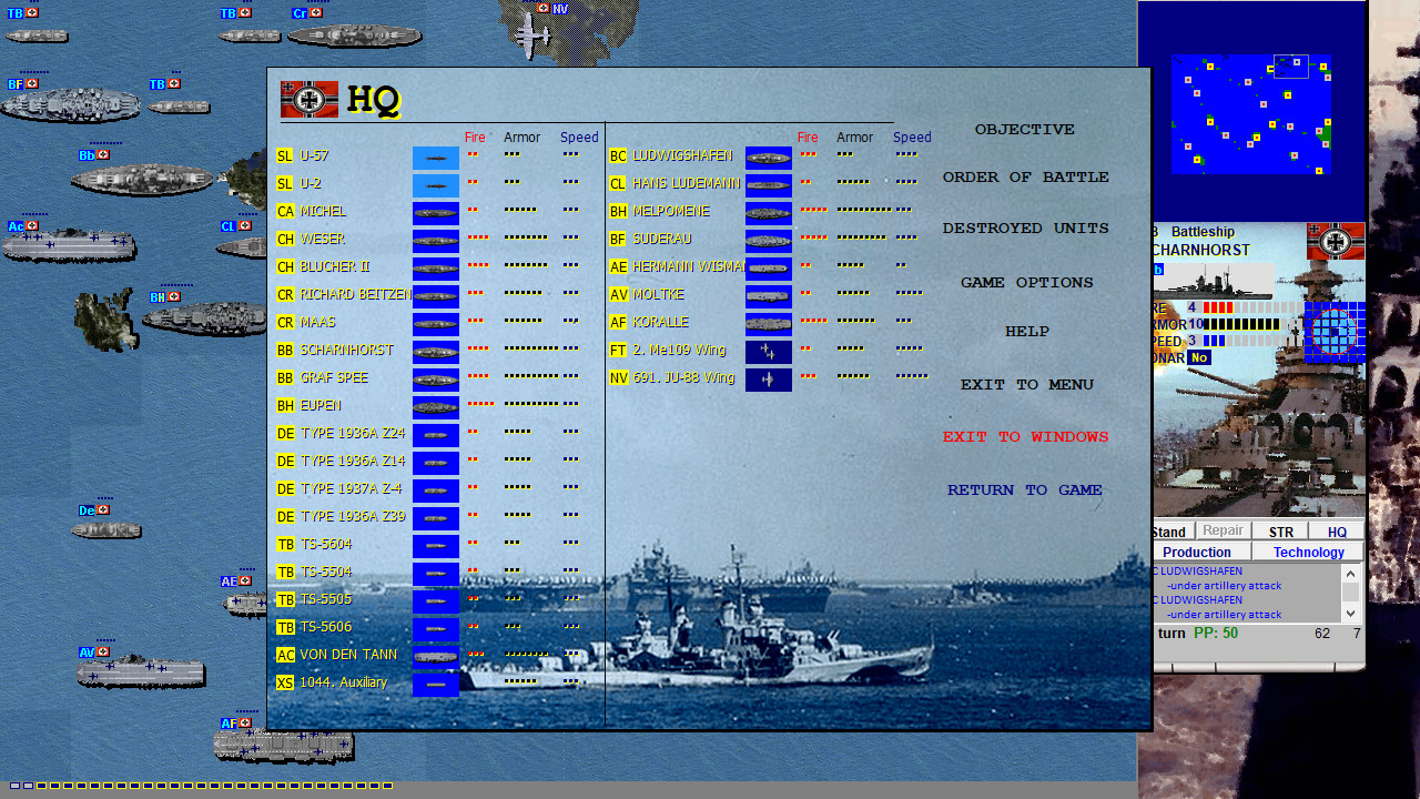 Battleships And Carriers Ww2 Battleship Game System Requirements Can I Run It Pcgamebenchmark