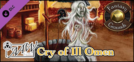 Fantasy Grounds - B06: Cry of Ill Omen (5E)
