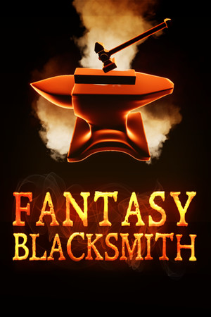 Fantasy Blacksmith poster image on Steam Backlog