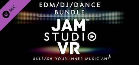 Jam Studio VR EHC - Beamz Original EDM-DJ-Dance Bundle