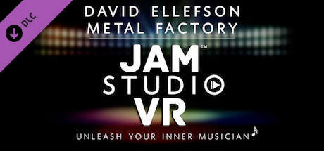 Jam Studio VR EHC - David Ellefson Metal Factory