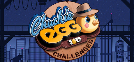 Chuckie Egg 2017 Challenges