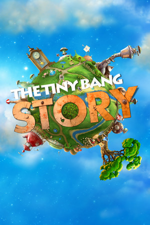 The Tiny Bang Story poster image on Steam Backlog