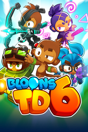Bloons TD 6 poster image on Steam Backlog