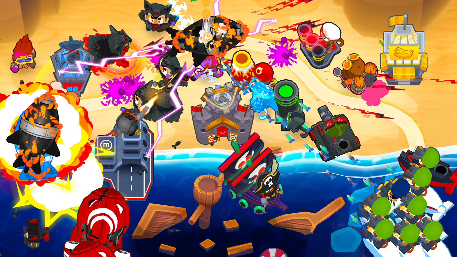 ⛔ Bloons td 6 mod apk ios | bloons td 6 [UPDATED] Mod Apk with