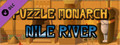 Puzzle Monarch Nile River Wall Papers-dlc