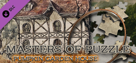 Masters of Puzzle - Halloween Edition: Pumpkin Garden House