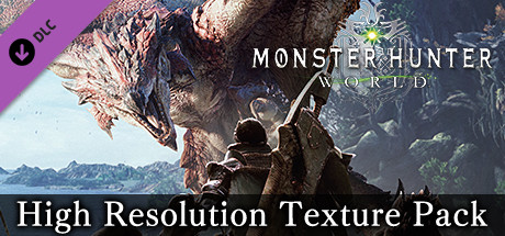 Купить Monster Hunter: World - High Resolution Texture Pack (DLC)