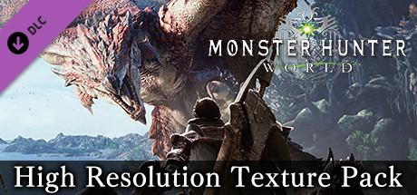 Monster Hunter: World - High Resolution Texture Pack