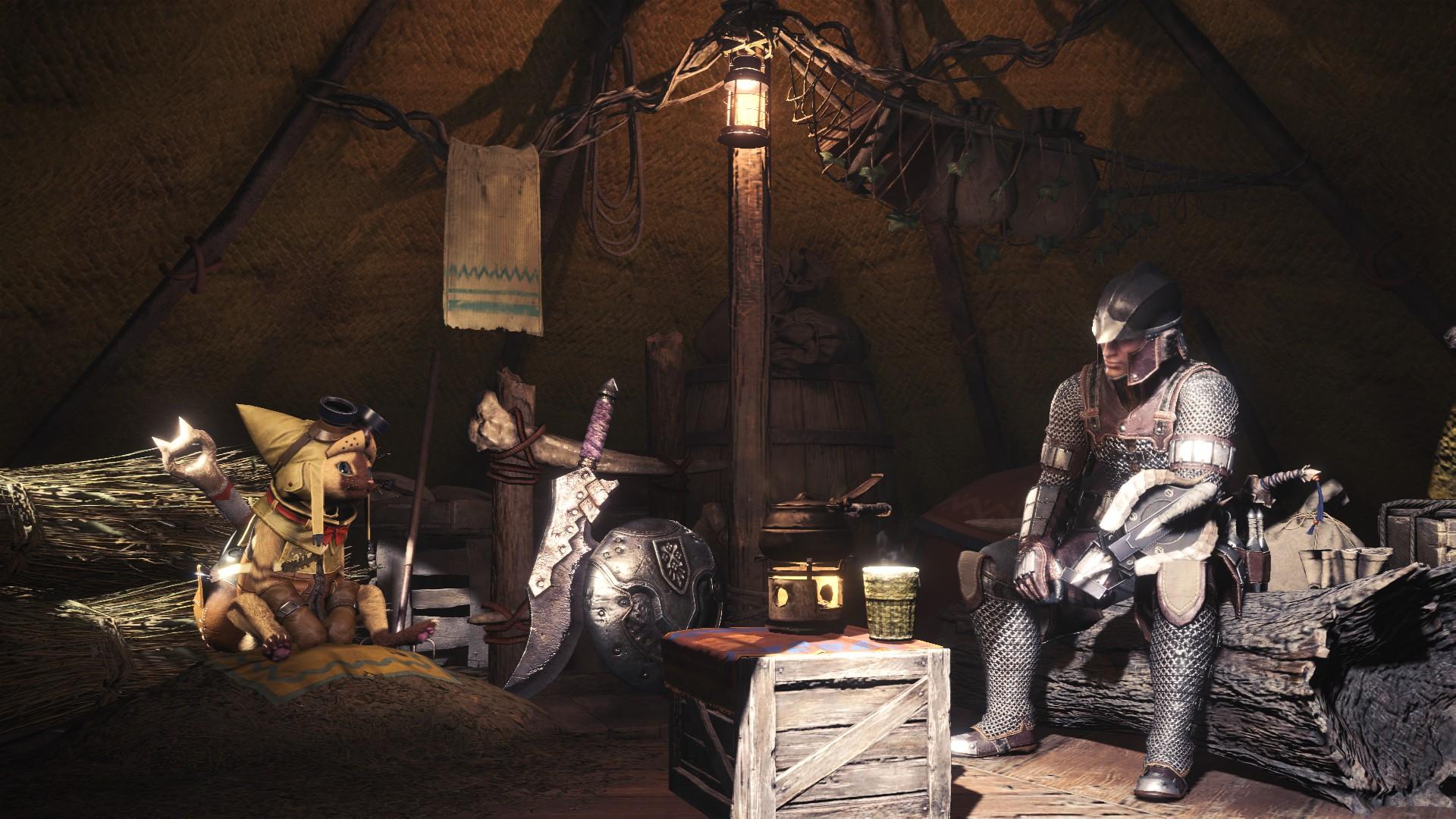 Monster Hunter: World - High Resolution Texture Pack on Steam
