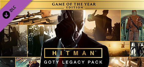 Hitman Goty Legacy Pack On Steam