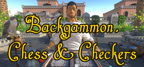 Backgammon, Chess & Checkers