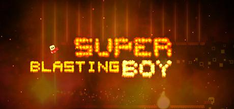 Super Blasting Boy cover art