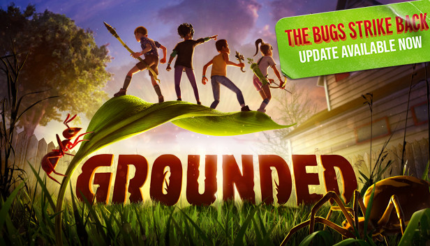 Grounded + Online Fix (Multiplayer)