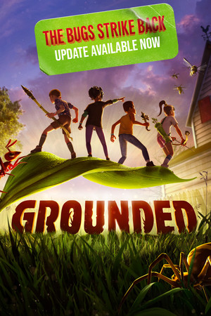 Grounded poster image on Steam Backlog