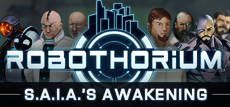 S.A.I.A.'s Awakening: A Robothorium Visual Novel