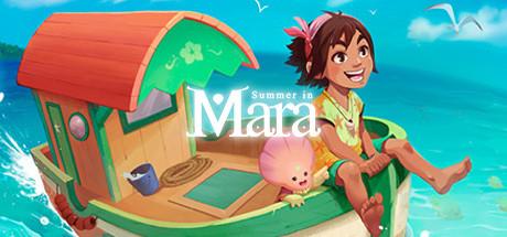 Summer in Mara [PT-BR] Capa