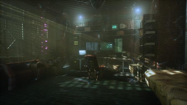 скриншот Transient 0