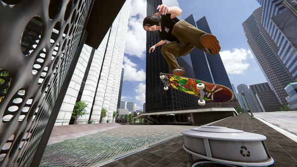 Skater XL - The Ultimate Skateboarding Game Image 4