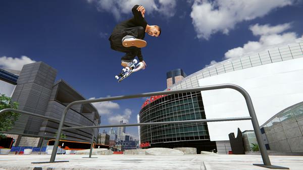 Skater XL - The Ultimate Skateboarding Game Image 2