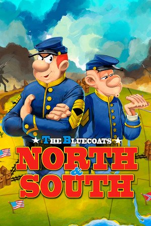 The Bluecoats: North & South poster image on Steam Backlog