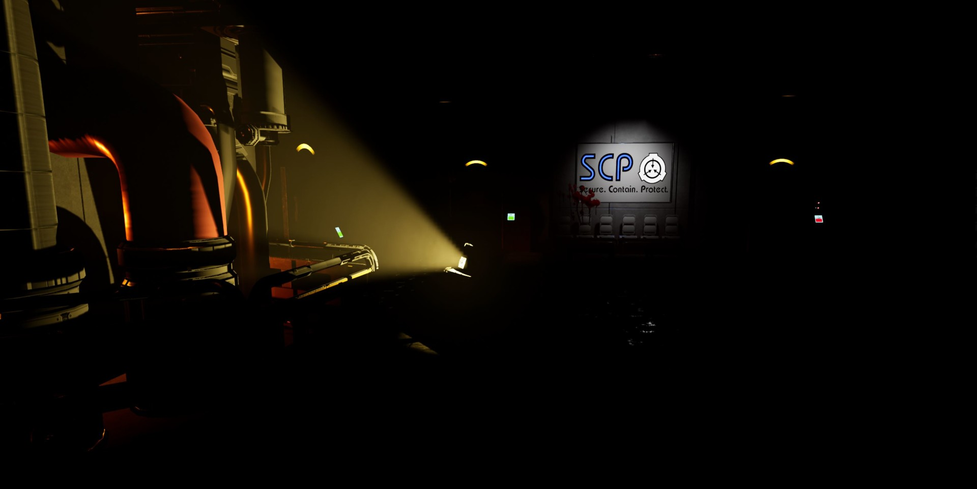 SCP: Blackout - SteamStat ru