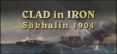 Clad in Iron Sakhalin 1904 Capa