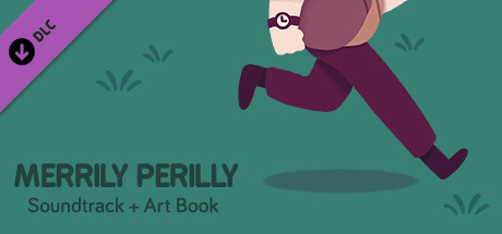Merrily Perilly Soundtrack + Art Book