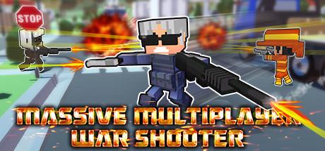 Massive multiplayer war shooter
