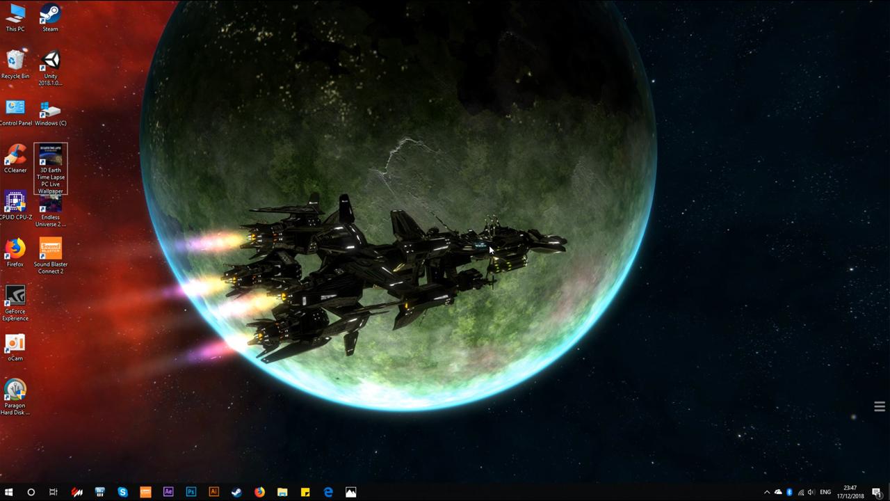 Steam desktop hintergrund