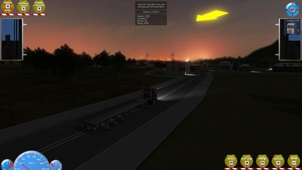 Heavyweight Transport Simulator 3