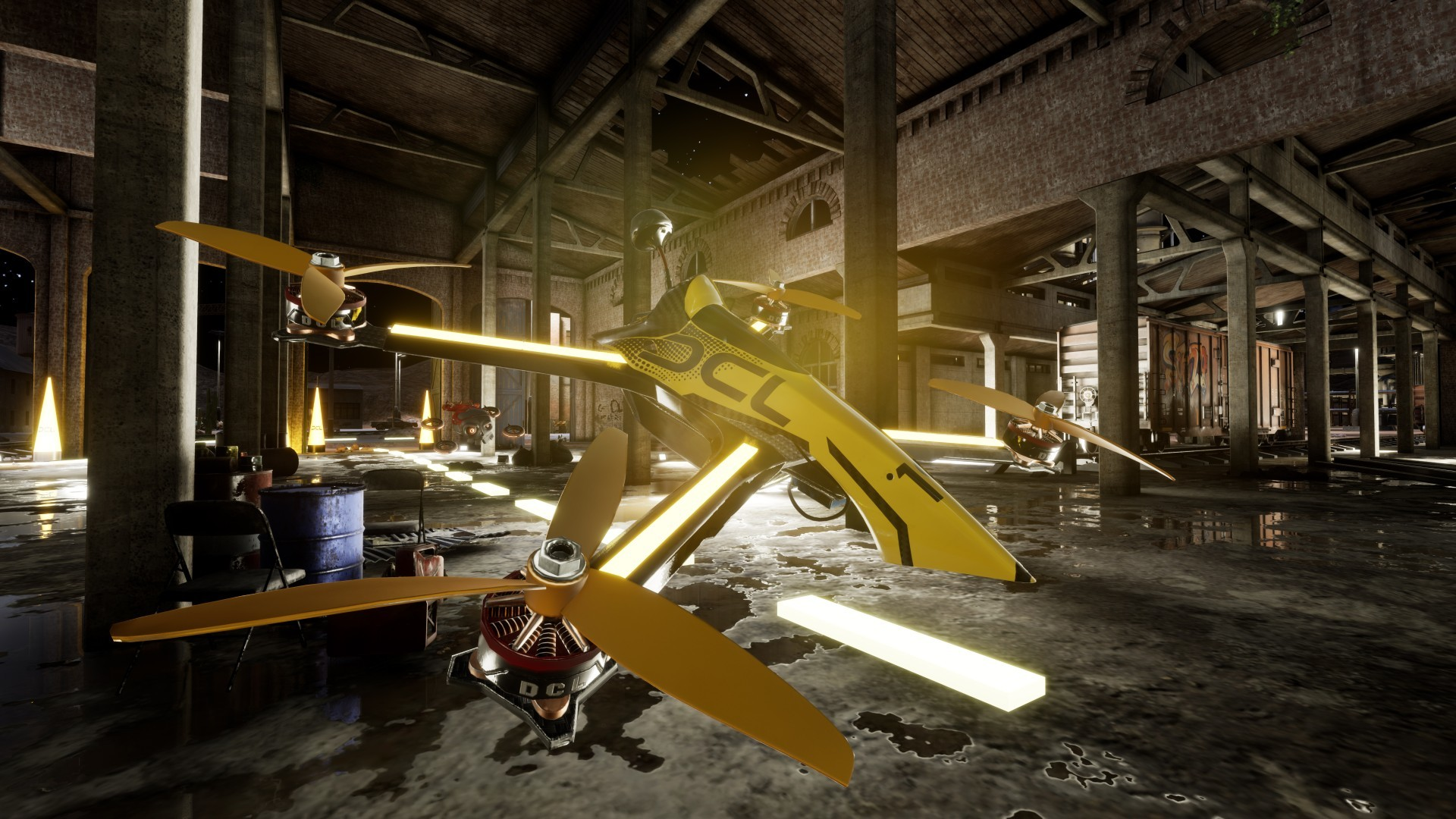DCL - The Game: FPV Drone Racing on Steam
