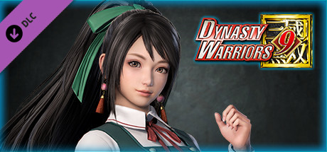 DYNASTY WARRIORS 9: Guan Yinping (High school girls Costume) / 関銀屏 「女子高生風コスチューム」