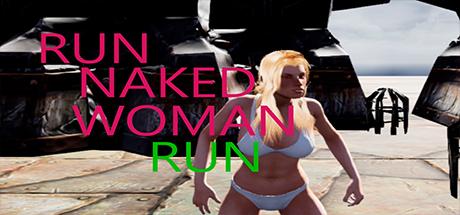 Run Naked Woman Run cover art