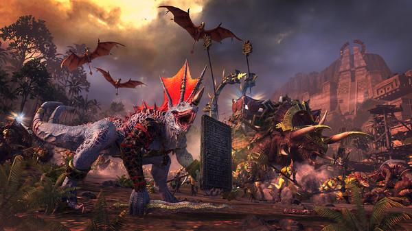 Total War: WARHAMMER II - The Prophet & The Warlock (DLC)