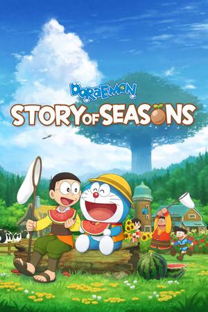 DORAEMON STORY OF SEASONS poster image on Steam Backlog