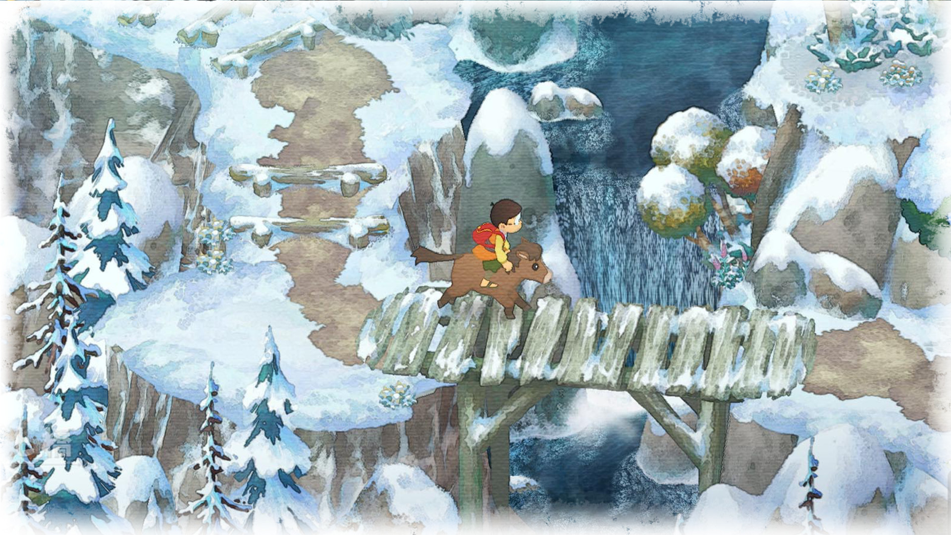 Doraemon Story of Seasons Screenshot 3