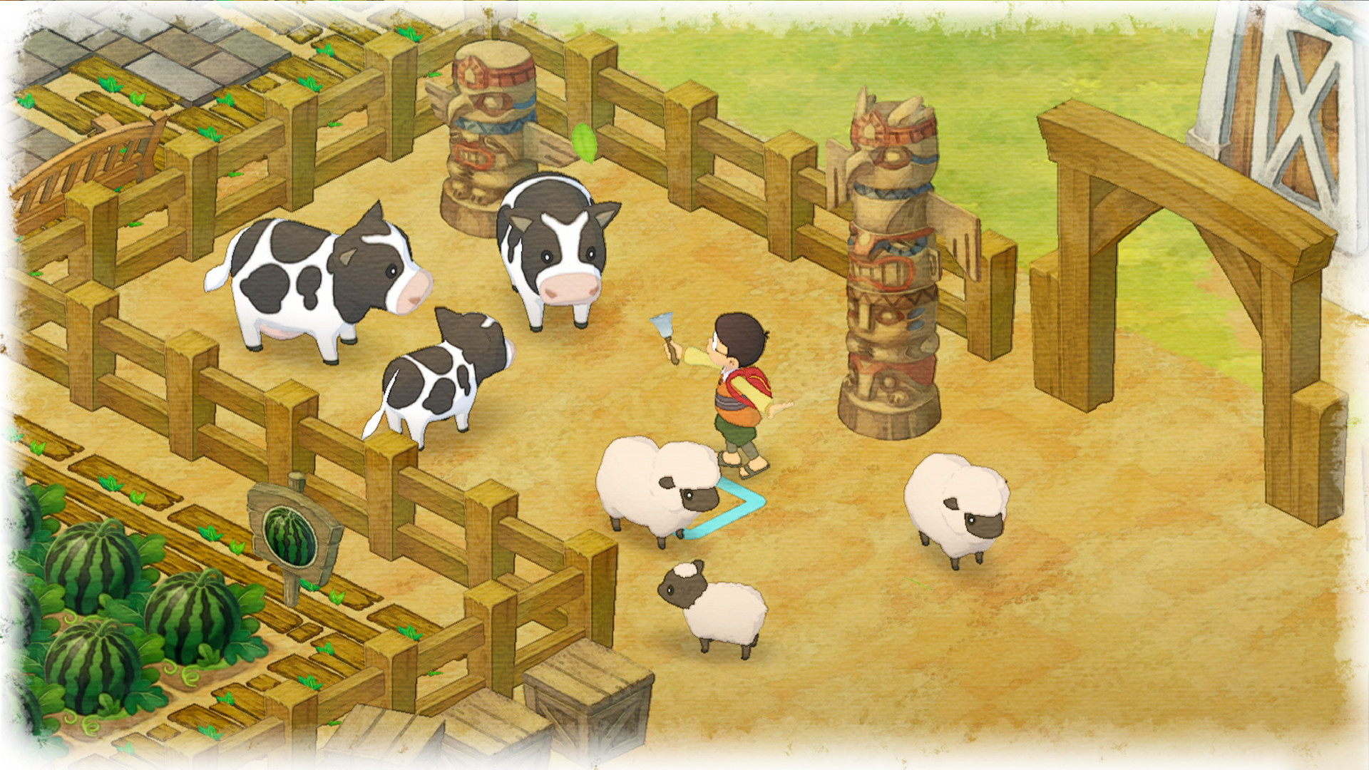 Doraemon Story of Seasons Screenshot 1
