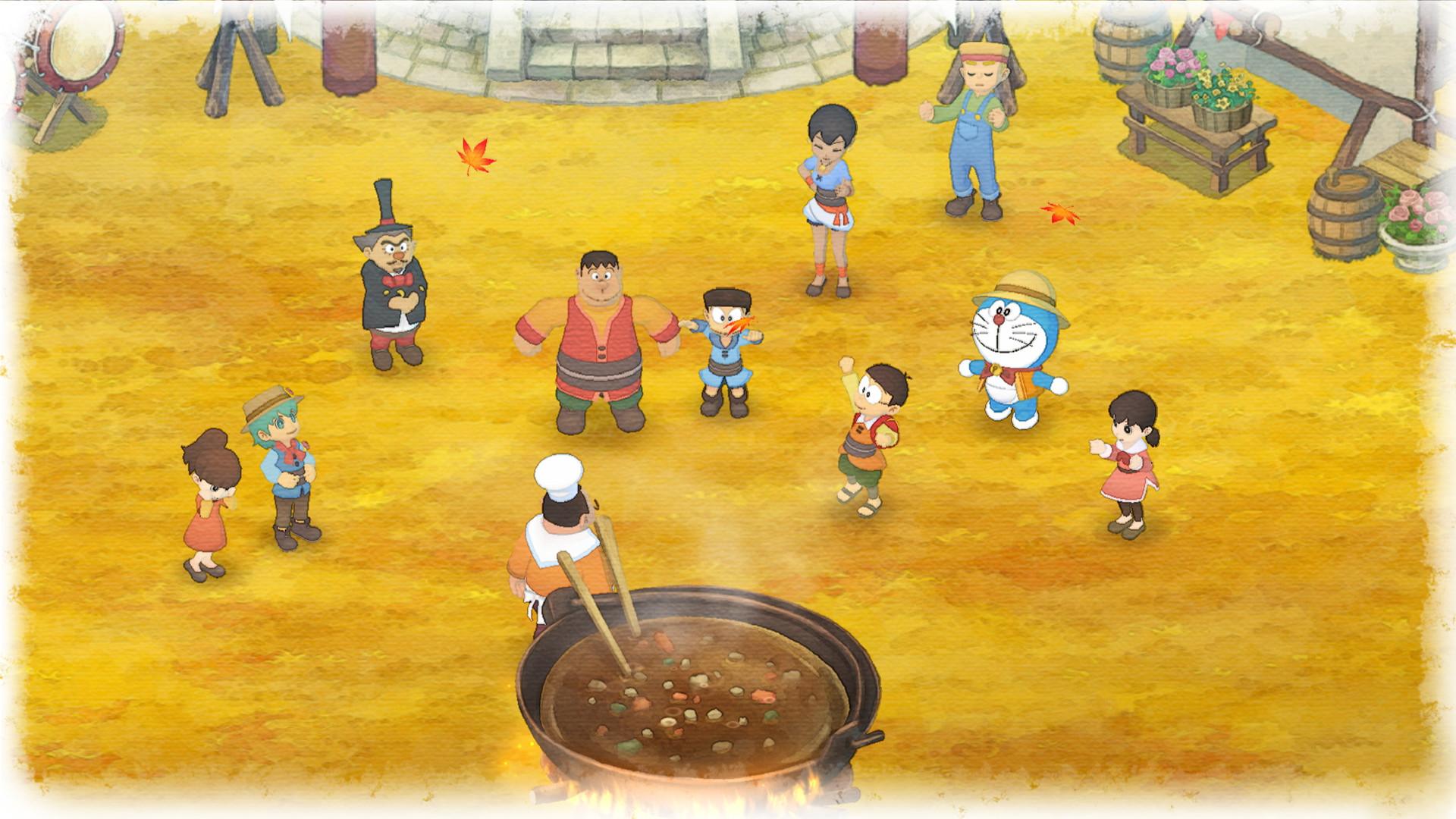 Link Tải Game Doraemon Story of Seasons Miễn Phí Thành Công