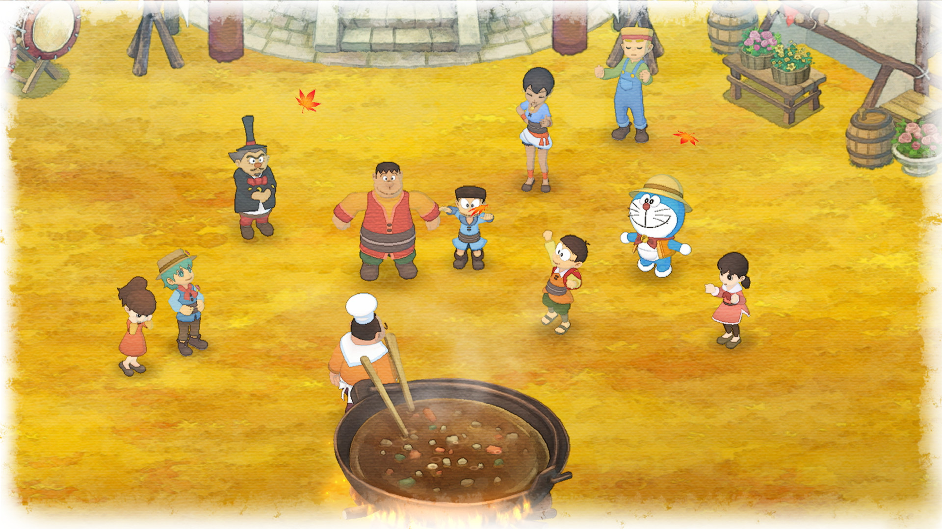 Doraemon Story of Seasons Screenshot 2