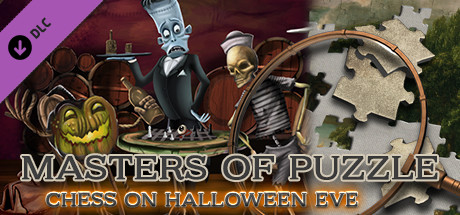Masters of Puzzle - Halloween Edition: Chess on Halloween Eve